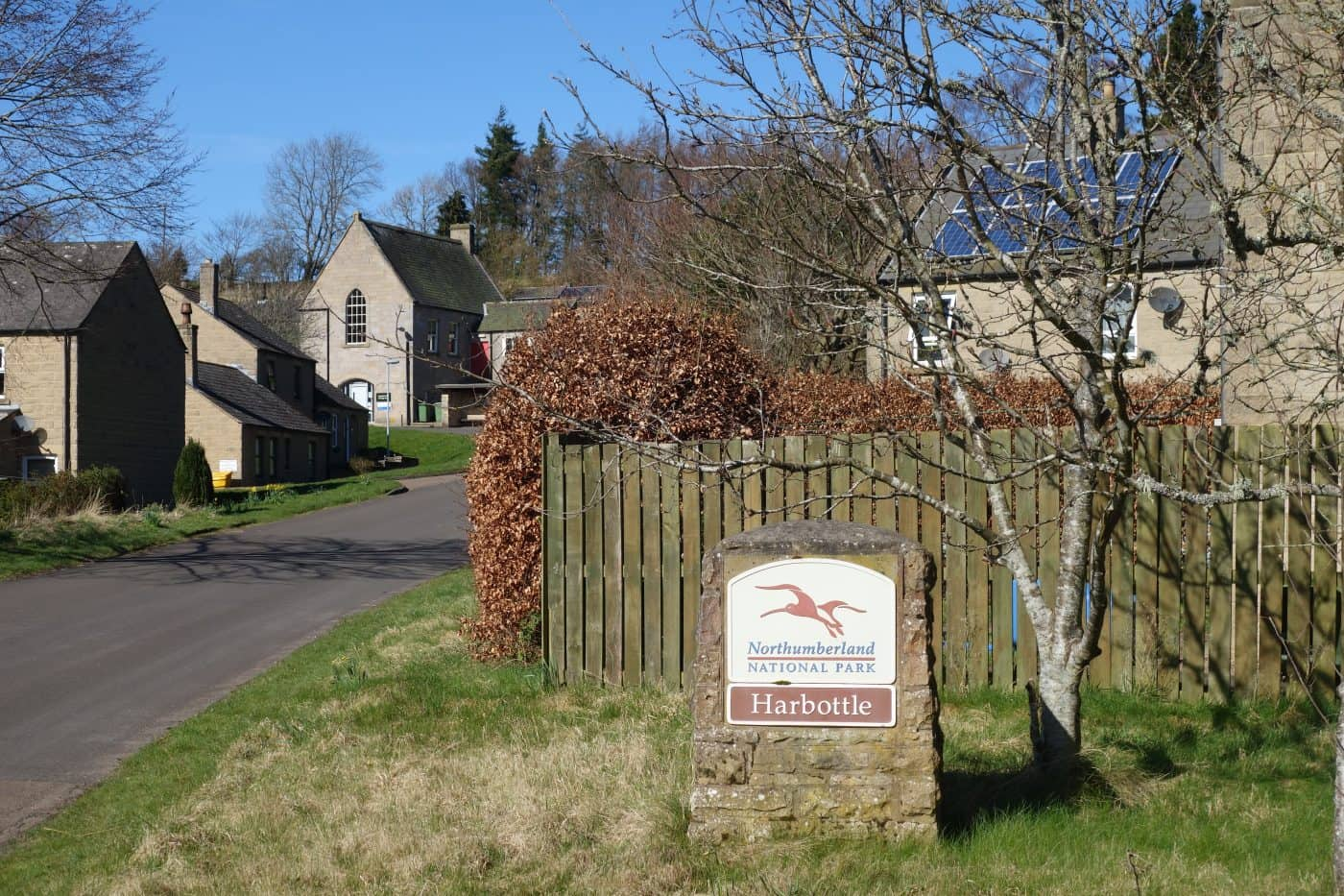 Harbottle village Northumberland - Karen's Kottages holiday cottage