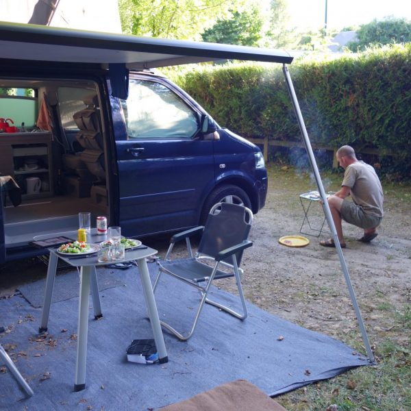 campervan hire VW