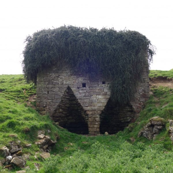 Lime kiln, Northumberland