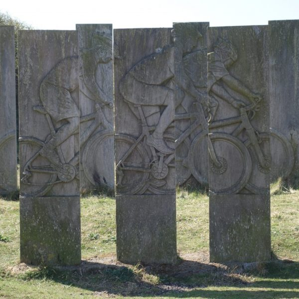 Blyth Beach Cyclists