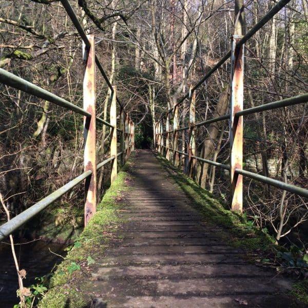 Rothley ford bridge