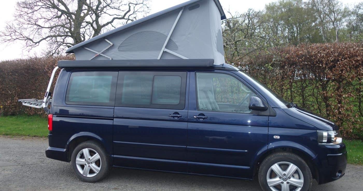 Karen s Kottages — VW California Camper Van – 'Caly'