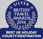 Silver Travel Award 2016