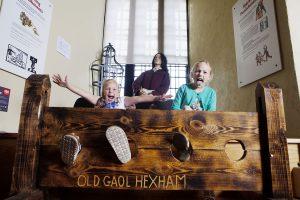 Visit The Oldest Prison in England