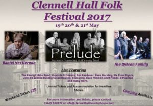 Clennell Hall music festival