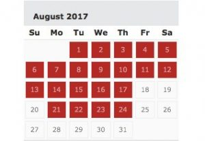Be Quick for August 2017