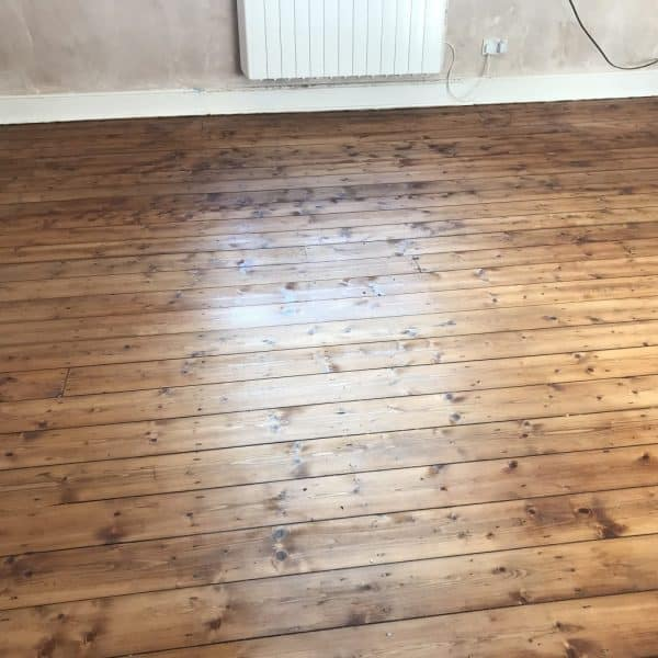 Stanegate Cottage in Northumberland - new flooring - Karen's Kottages