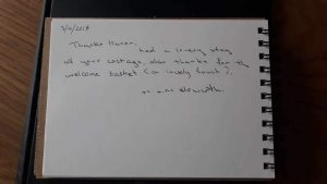 Karens kottages - Northumberland - guestbook review for Stanegate Cottage near Hadrian's Wall - dog friendly holiday cottages