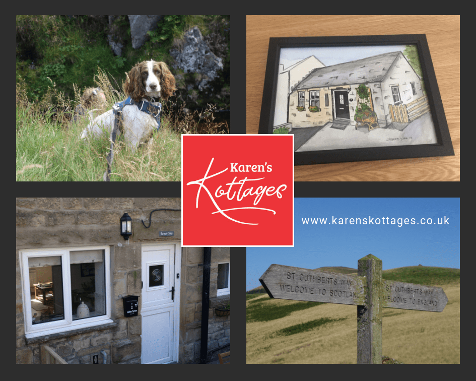 Karens kottages - dog friendly - holiday cottage - northumberland