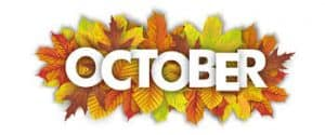 October – late availability