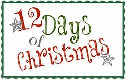 12 days of Xmas image offer - northumberland - self catering holiday cottages - dog friendly - karen's kottages - advent