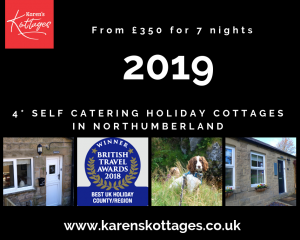 karens kottages - dog friendly holiday cottage accommodation in Northumberland - stanegate cottage - drakestone cottage