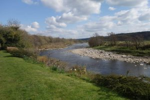 Fourstones in Northumberland - dog friendly holiday cottage accommodation near Hexham and Hadrian's Wall