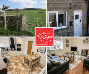 Karen's Kottages - self catering holiday cottage in Northumberland near Hadrian's Wall - Vindolanda - Kielder - Beamish - Fourstones - Hexham