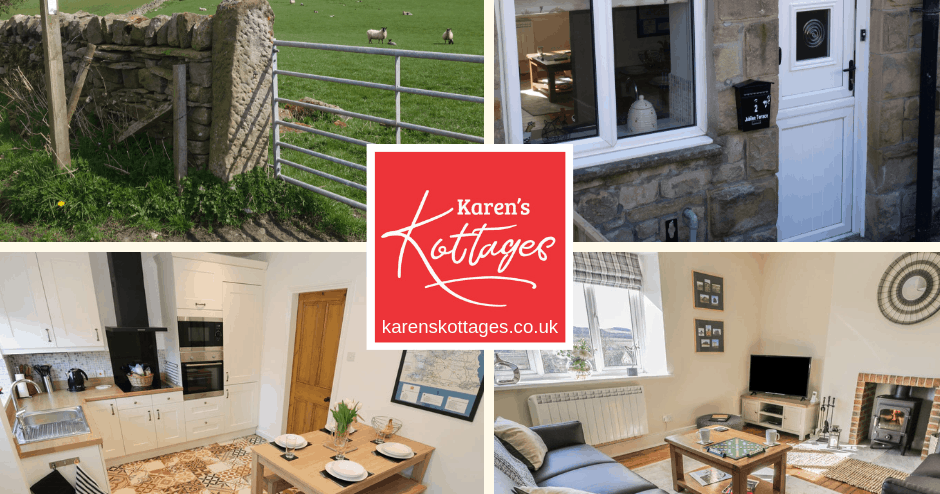 Karen S Kottages Star Cottage Hadrian S Wall A hag stone is a wonderful natural formation that can be used for many different purposes. karen s kottages star cottage