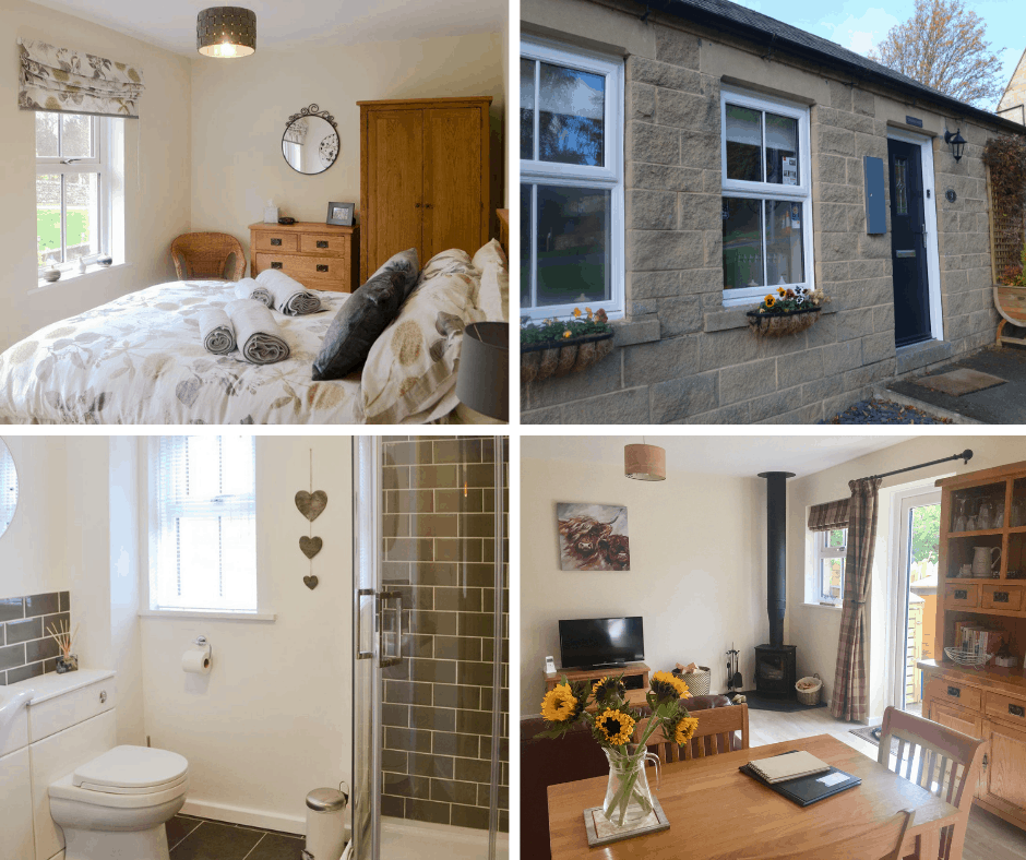 Karens kottages - self catering holiday cottages in Northumberland near Rothbury - dog friendly