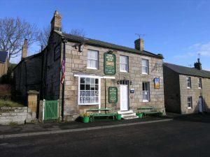 The Star Inn - Harbottle near Drakestone Cottage in Northumberland