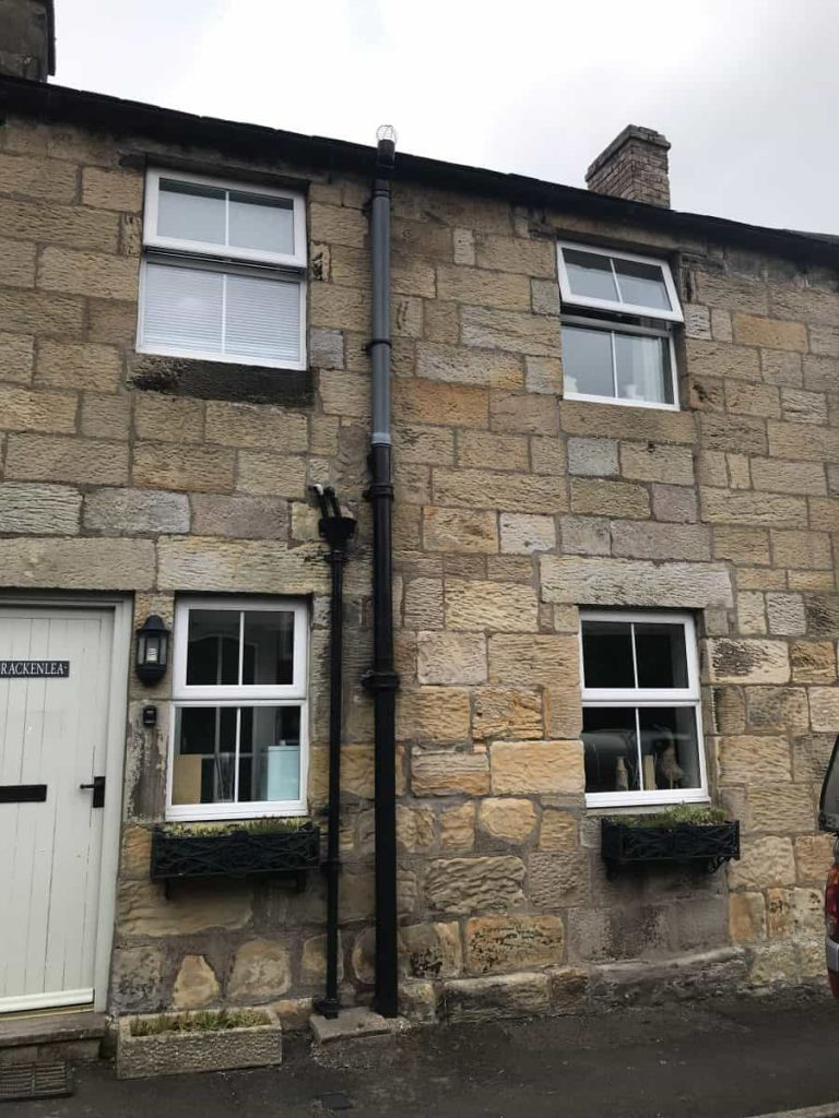 Star Cottage, Harbottle, near Rothbury in Northumberland